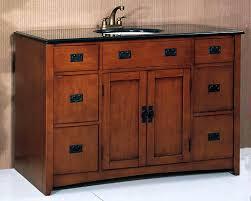 amish bathroom vanity cabinets captivating mission style bathroom vanity vanities in craftsman plan