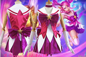 star guardian lux cosplay lol cosplay lulu costumes annie costume