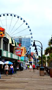 most popular us attractions state by state myrtle beach south