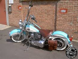 harley davidson motorcycles heritage softail photo of 1992