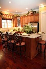 kitchen decorating themes tuscan kitchen crafters