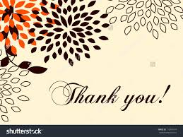 thank you card sles image thank you card design business thank