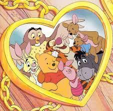 winnie pooh pooh u0026 friends bears eeyore