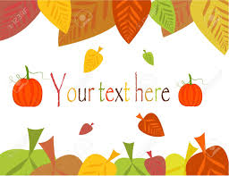 vectorof fall halloween background clip art free 15 775 fall leaves border cliparts stock vector and royalty free
