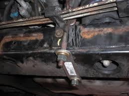 front motor mount