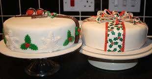 Cake Decoration At Home Ideas Ideas To Decorate A Christmas Cake Home Decor Interior Exterior