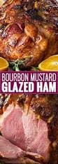 how to cook ham for thanksgiving bourbon orange glazed ham the chunky chef