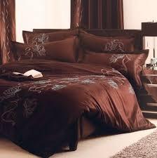 chocolate brown duvet cover home design ideas