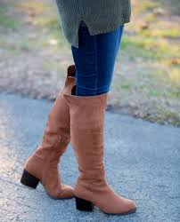 womens brown boots payless the knee boots from payless grace
