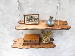 Skillful Ideas Driftwood Shelves Modern Decoration Best 20 Shelf