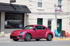 volkswagen buggy pink vw auctioning limited edition pink beetle to raise breast cancer