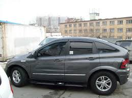 ssangyong korando 2005 2005 ssangyong actyon automatic related infomation specifications