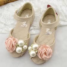 wedding shoes for girl aliexpress buy 2017 luxury flower sandals peep toe