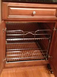 kitchen cabinet shelf organizers rev a shelf pull out drawer