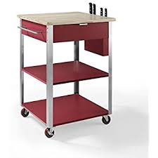 crosley furniture kitchen cart crosley furniture culinary prep rolling kitchen cart