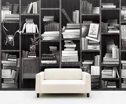 bookshelf bookshelves wallpaper with inspiration from alice in