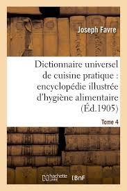 livre cuisine homme livre dictionnaire universel de cuisine pratique encyclopédie