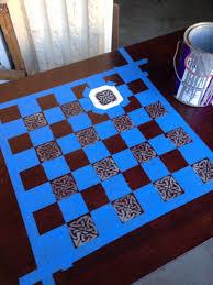Diy Chess Set Diy Celtic Knot Chess Table Album On Imgur