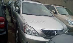 2010 lexus rx 350 for sale in lagos honcars home