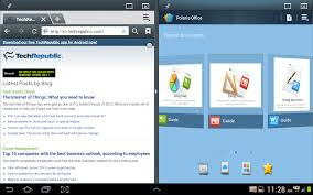Window Technology Multitask With The Samsung Galaxy Note 10 1 Multi Window