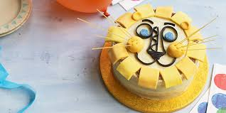 easy birthday cakes for kids bbc good food