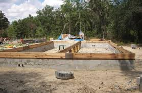 how to build a floor for a house how to build a log cabin by homesteading