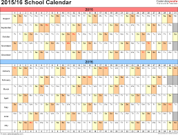 Sunday School Calendar Template school calendars 2015 2016 as free printable excel templates