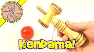 Light Up Balls On String vintage japanese kendama wood cup and ball string toy youtube