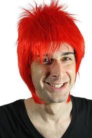 Ziggy Stardust Halloween Costume Amazon Costume Wigs Men U0027s David Bowie Ziggy Stardust