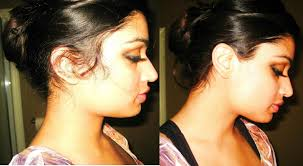 beautiful women hairstyle with sideburns how to fix your sideburns without waxing or cutting youtube