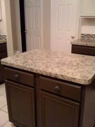 Cheap Kitchen Countertops by Diy Kitchen Counter Make Over That I Love Rustoileum Kit From