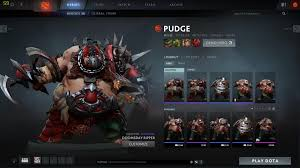 dota 2 pudge selling dota 2 5000 solo 4900 party mmr skins and very rare