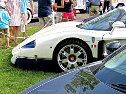 Maserati Mc12 At The Greenwich Concours D U0027elegance Mind Over Motor