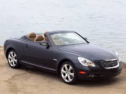 lexus convertible pebble beach edition lexus sc specs 2005 2006 2007 2008 2009 2010 autoevolution
