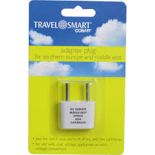 travel smart images Travel smart by conair nw1c adapter plug 2 prong usa nw1c b h jpg