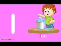 toddler words words starting with i youtube