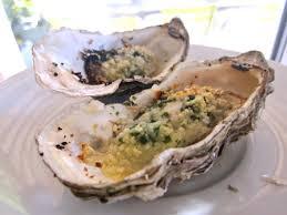comment cuisiner des huitres les huîtres au four huîtres