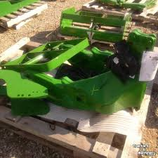 john deere h360 loader frames 6m r mid chassis ontario used