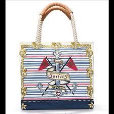 nautical tote 70 brighton handbags brighton sail into summer tote