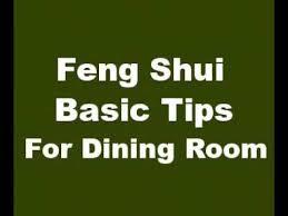 Feng Shui Basic Tips For Dining Room YouTube - Dining room feng shui