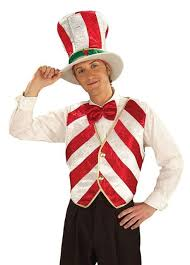 candy costumes candy costume vest bartender mr peppermint men s