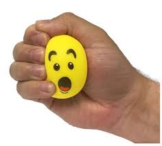 clean emoji funny emoji face squeeze stress balls gadget city club
