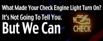 Engine Lights Check Engine Light Diagnostics In Salt Lake City
