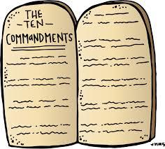 melonheadz lds illustrating ten commandments freebie bible