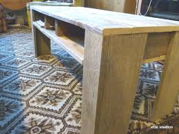 Coffee Table Out Of Pallets by How To Make A High End Looking Coffee Table Out Of Wooden Pallets