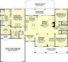Country Style Homes With Open Floor Plans 557 Best Floor Plans Decor Images On Pinterest Square Feet Bed