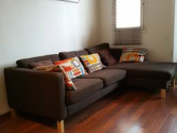 canap ikea karlstad fauteuil meridienne ikea maison design wiblia com