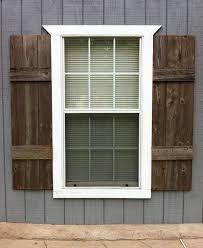 Diy Home Interiors by Best 25 Interior Wood Shutters Ideas On Pinterest Indoor Window