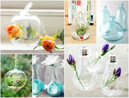 unusual vases glass decoration for all occasions