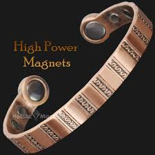 bracelet healthy images Magnetic copper bracelet magnetic band for pain holistic magnets jpg